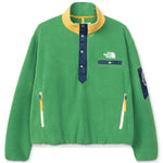Brain Dead x The North Face 89 Placket Pullover Fleece / Sullivan Green