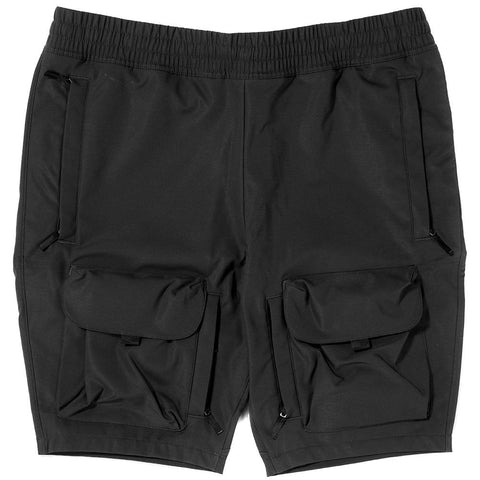 Style code AA0278-086. NIKELAB PA STRETCH SHORT / OIL GREY