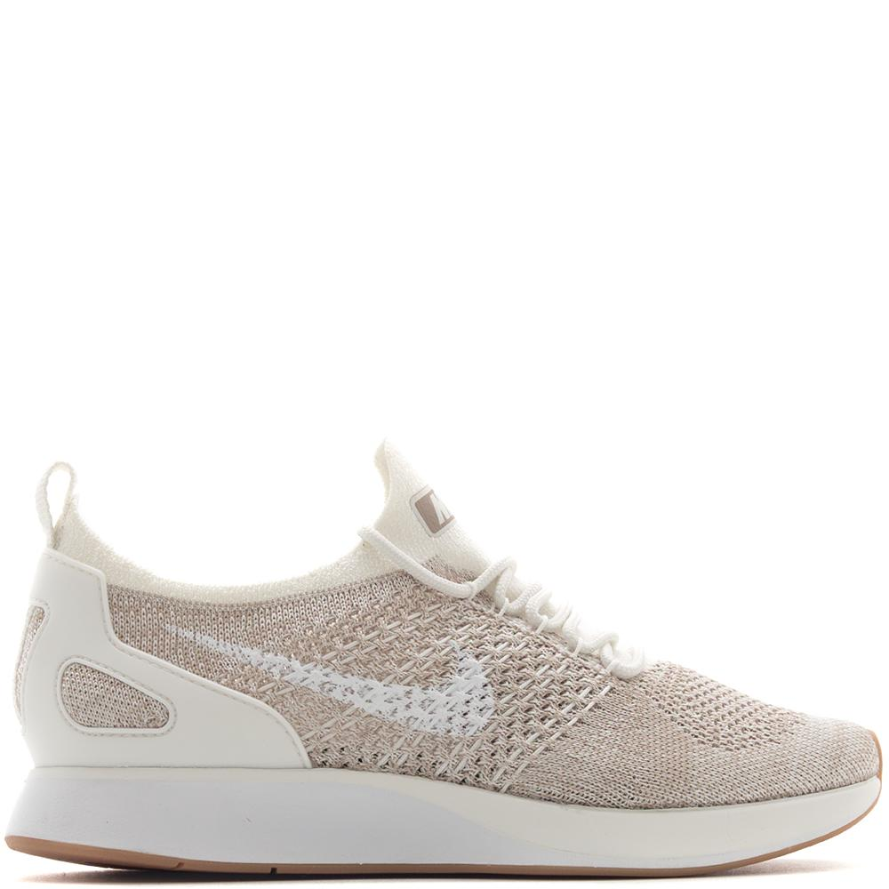 Style code AA0521-100. NIKE WOMEN'S AIR ZOOM MARIAH FLYKNIT RACER / SAIL
