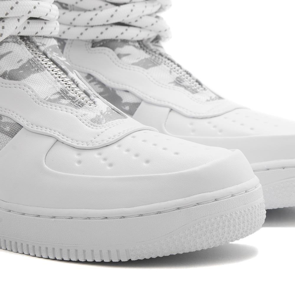 NIKE SF AIR FORCE 1 HI WINTER BOOT / WHITE
