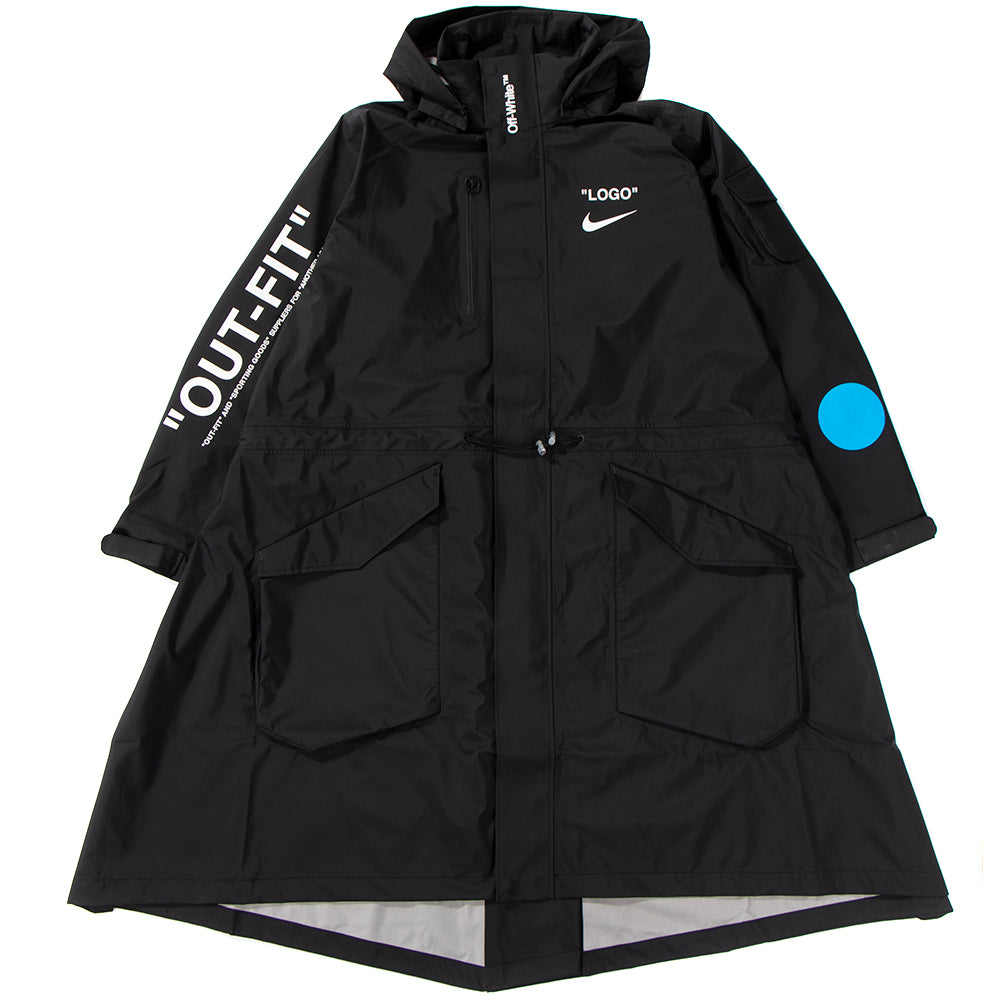 NikeLab x Off White World Cup Jacket / Black