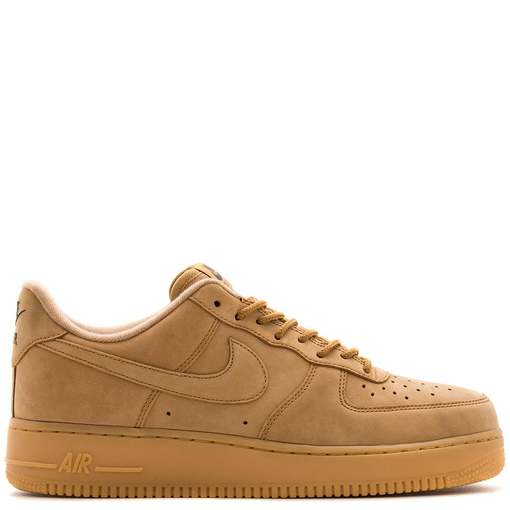 Style code AA4061-200. NIKE AIR FORCE 1 '07 WB / FLAX