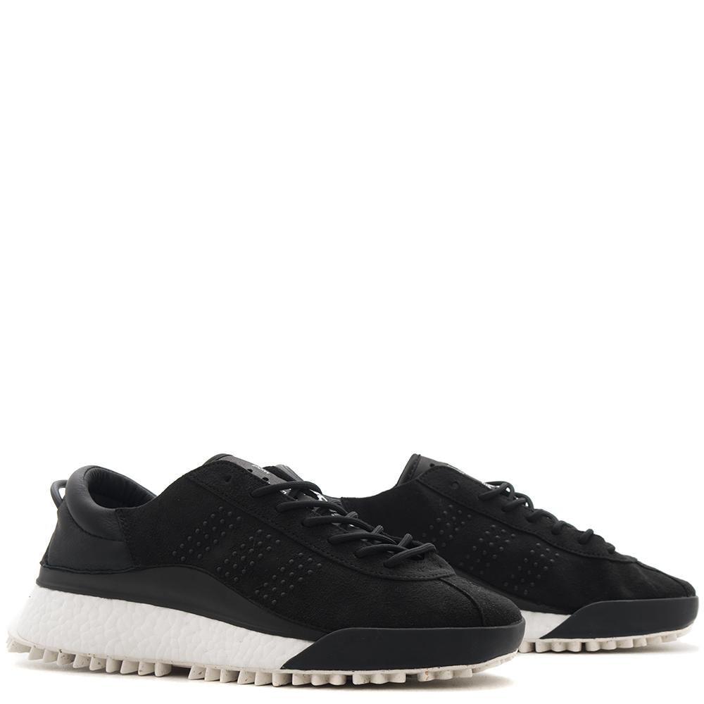 Style code AC6839. ADIDAS ORIGINALS BY ALEXANDER WANG HIKE LOW / BLACK
