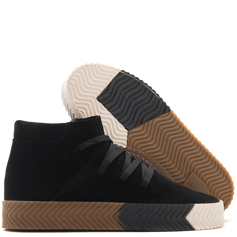 ADIDAS ORIGINALS BY ALEXANDER WANG SKATE MID / BLACK