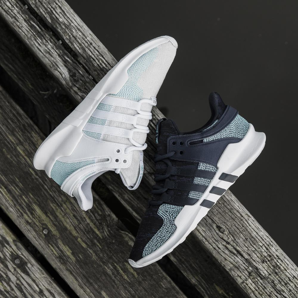 ADIDAS X PARLEY EQT SUPPORT ADV CK / LEGEND INK