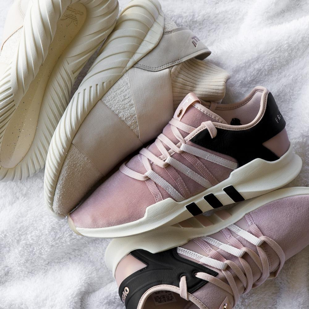 ADIDAS CONSORTIUM WOMEN'S SNEAKER EXCHANGE OVERKILL X FRUITION EQT LACING ADV / VAPOUR PINK