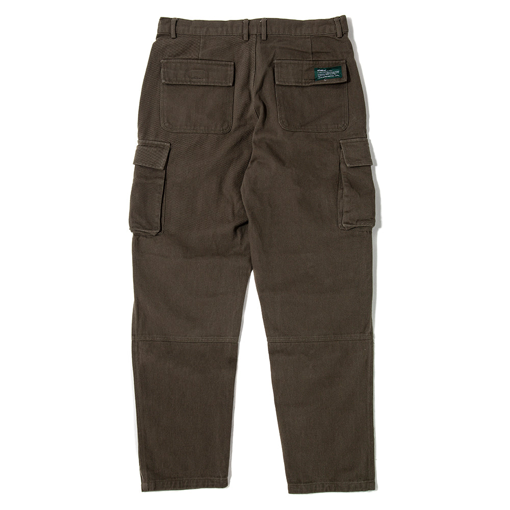 afield out Daybreak Cargo Pant / Army Green - Deadstock.ca