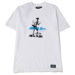 afield out Bushwalker T-shirt / White