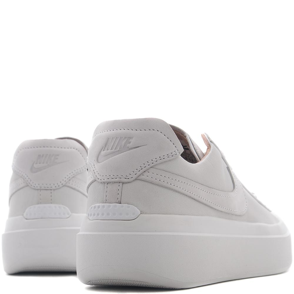 style code AH0254-100. NIKE GRAND VOLEE QS WHITE / SUMMIT WHITE