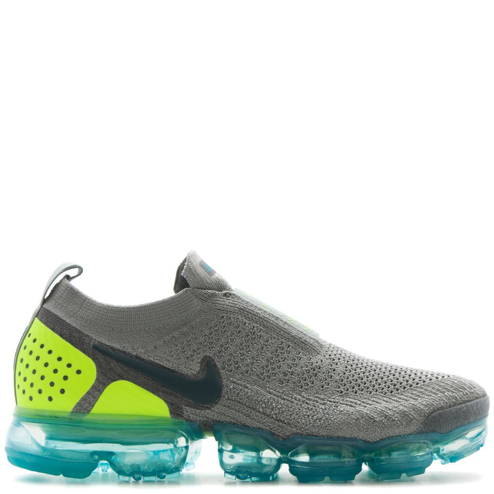 Style code AH7006-300. NIKE AIR VAPORMAX FLYKNIT MOC 2 / MICA GREEN