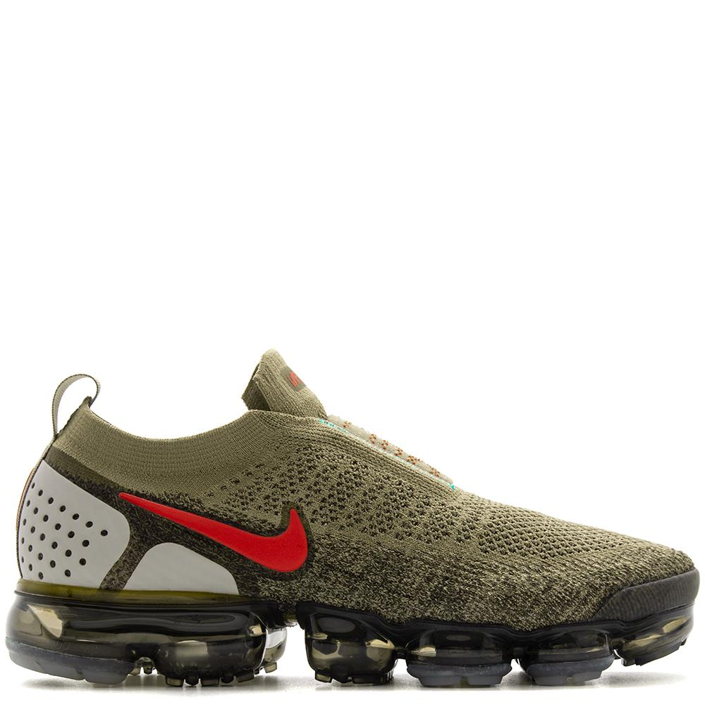 Style Code AH7006200. NIKE AIR VAPORMAX FLYKNIT MOC 2 NEUTRAL OLIVE