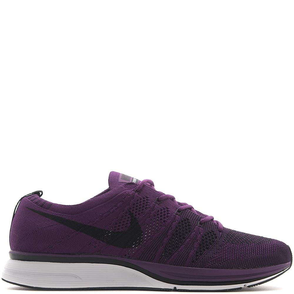 Style code AH8396-500. NIKE FLYKNIT TRAINER QS / NIGHT PURPLE