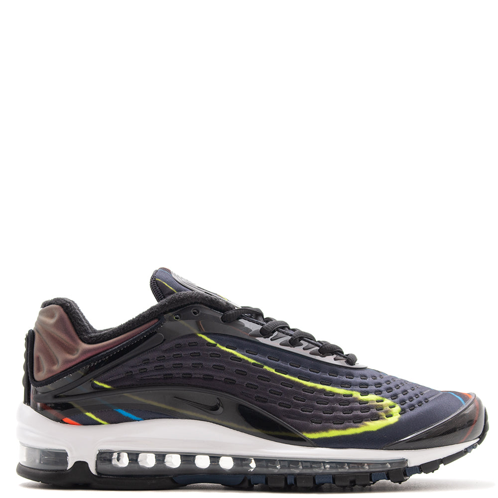 innovative design a62bb af6e8 Nike Air Max Deluxe   Black