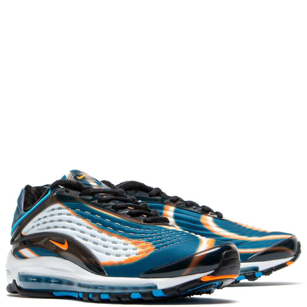 Nike Air Max Deluxe Cool Grey / Blue Force