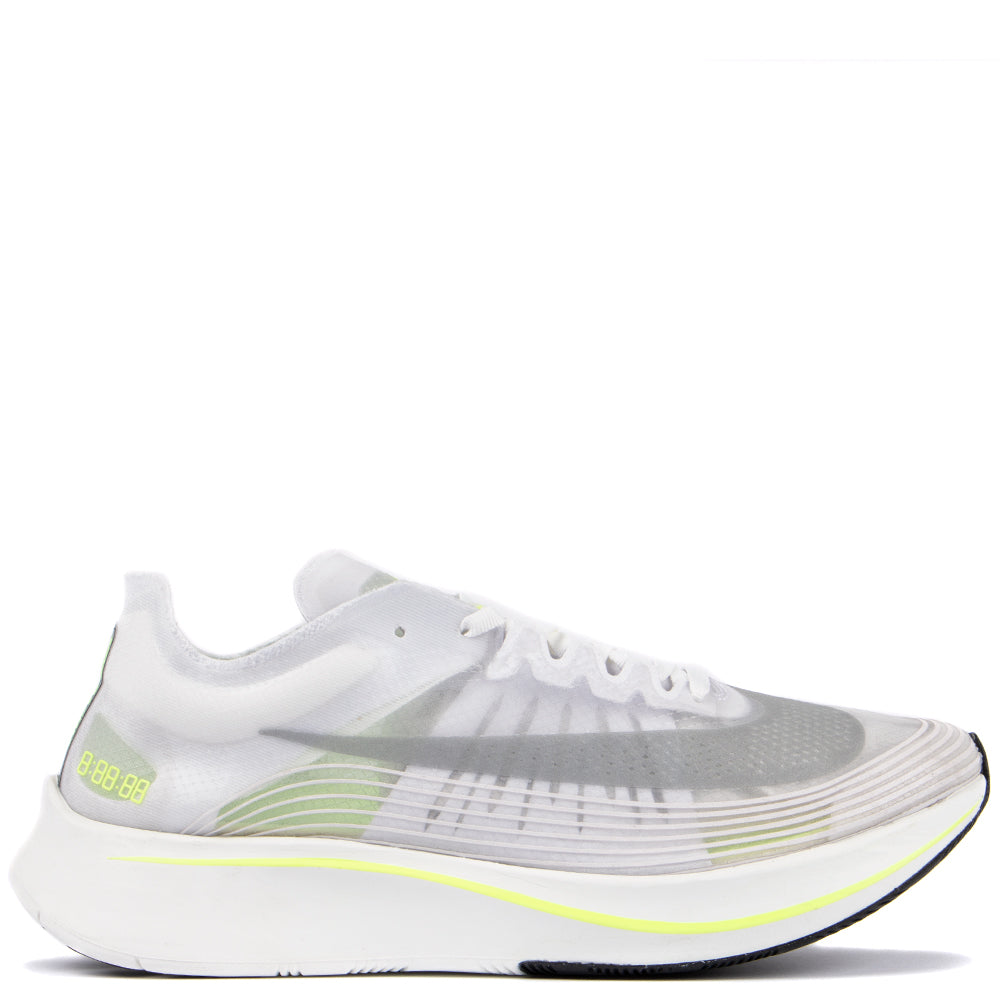 Nike Zoom Fly SP White / Volt