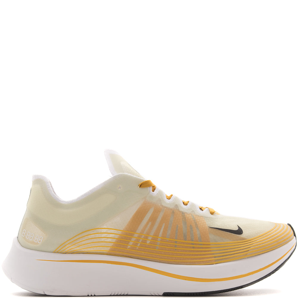 Style code AJ9282-300. Nike Zoom Fly SP / Dark Citron