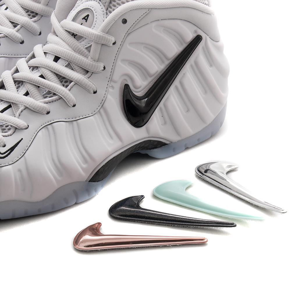 Style code AO0817-001. NIKE AIR FOAMPOSITE PRO AS QS VAST GREY / BLACK