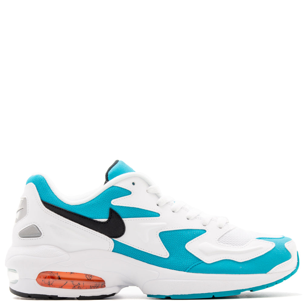 AO1741-100 Nike Air Max 2 Light White / Black