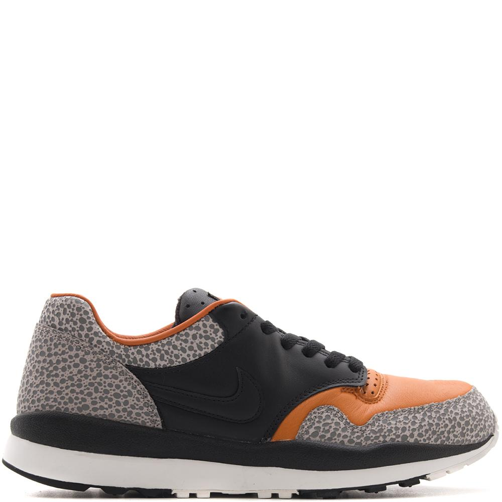 Style code AO3295-001. Nike Air Safari QS Black / Monarch