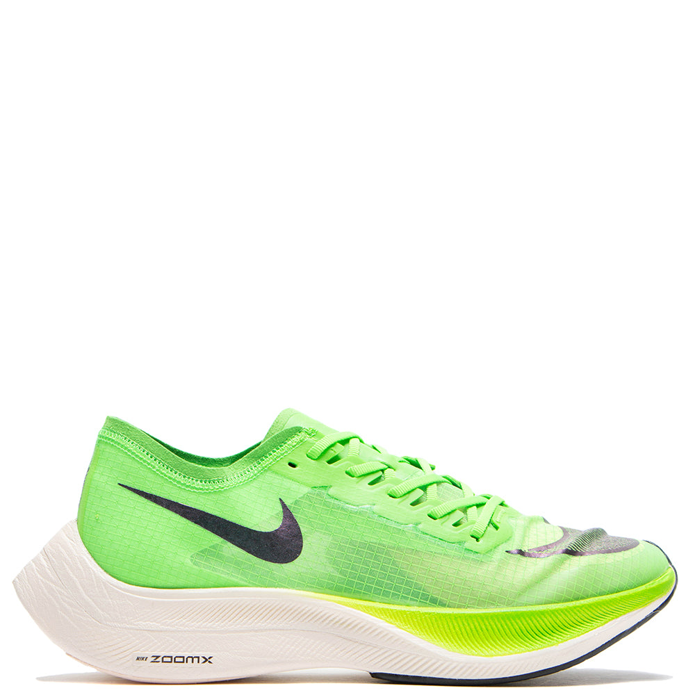 Nike Zoom Vaporfly NEXT% / Electric Green - Deadstock.ca