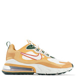 Nike Air Max 270 React Gold / Light Bone - Deadstock.ca