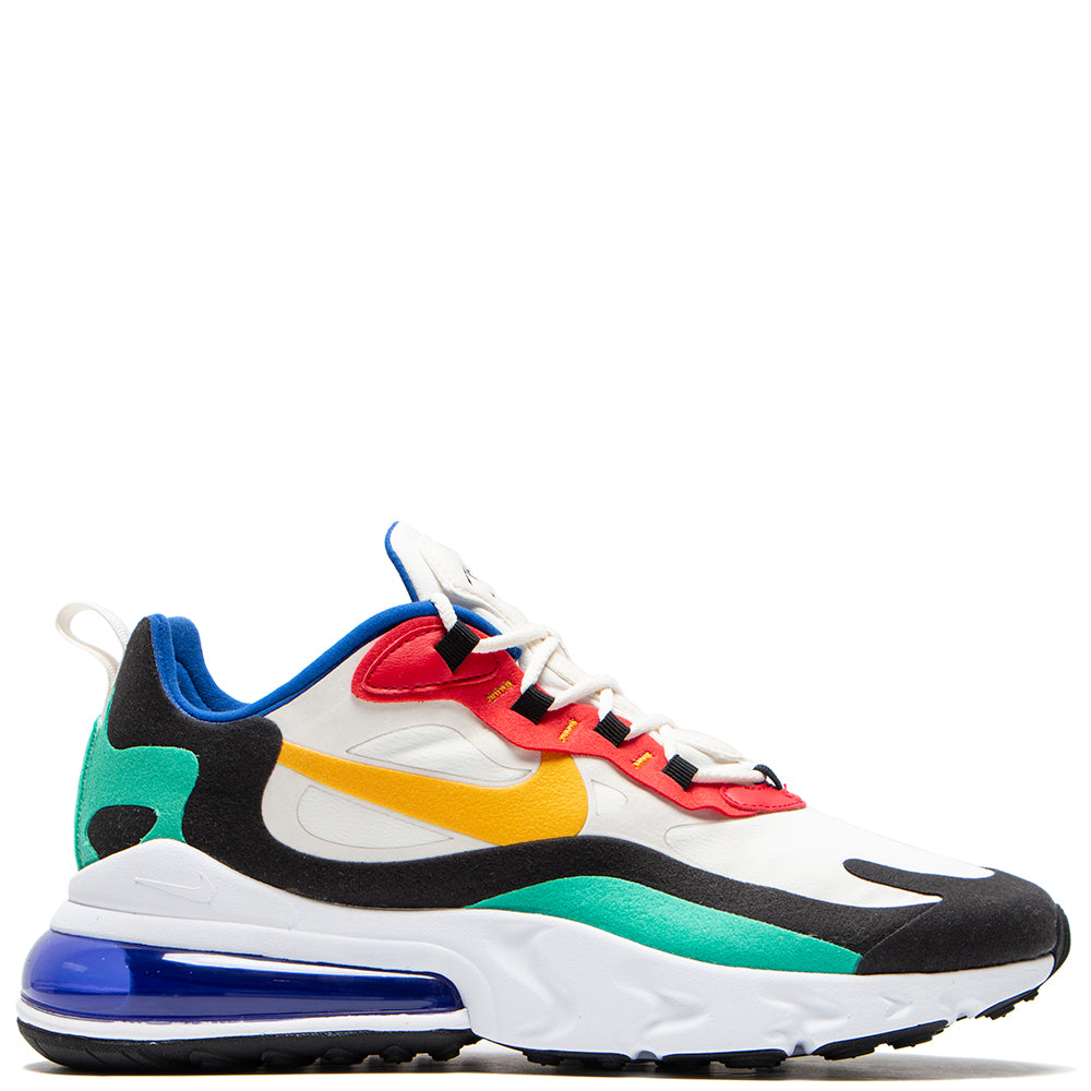 Nike Air Max 270 React Phantom / University Gold - Deadstock.ca