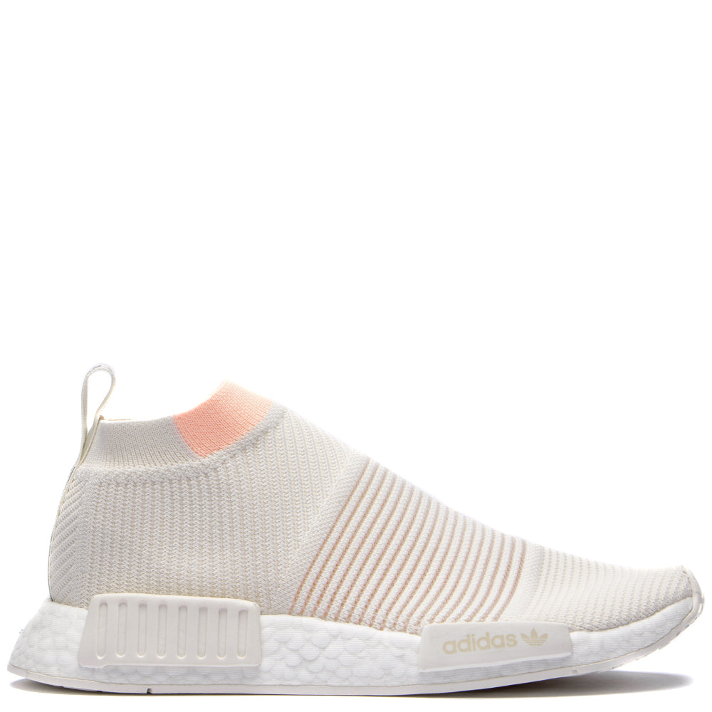 Style code AQ1136. adidas Women's NMD CS1 PK / Cloud White