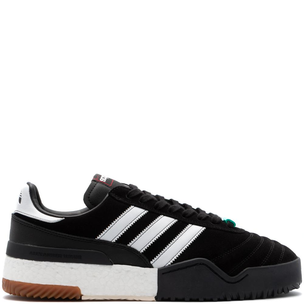 Style code AQ1232. ADIDAS ORIGINALS BY ALEXANDER WANG BBALL SOCCER / CORE BLACK