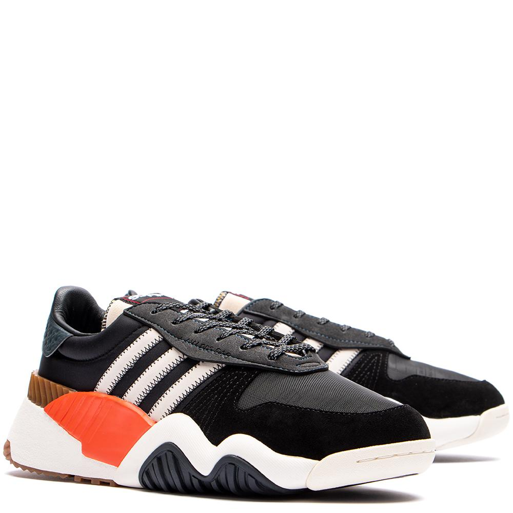 Style code AQ1237. adidas Originals by Alexander Wang Trainer / Core Black