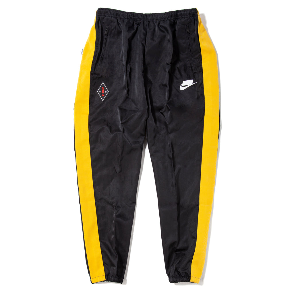 AR1628-011 Nike Sportswear NSW Pant Black / Yellow Ochre
