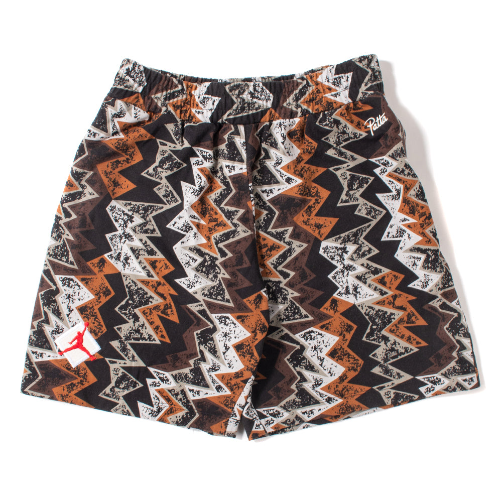 077252a0c95 AR3888010 Jordan x Patta NRG Jumpman Shorts / Black