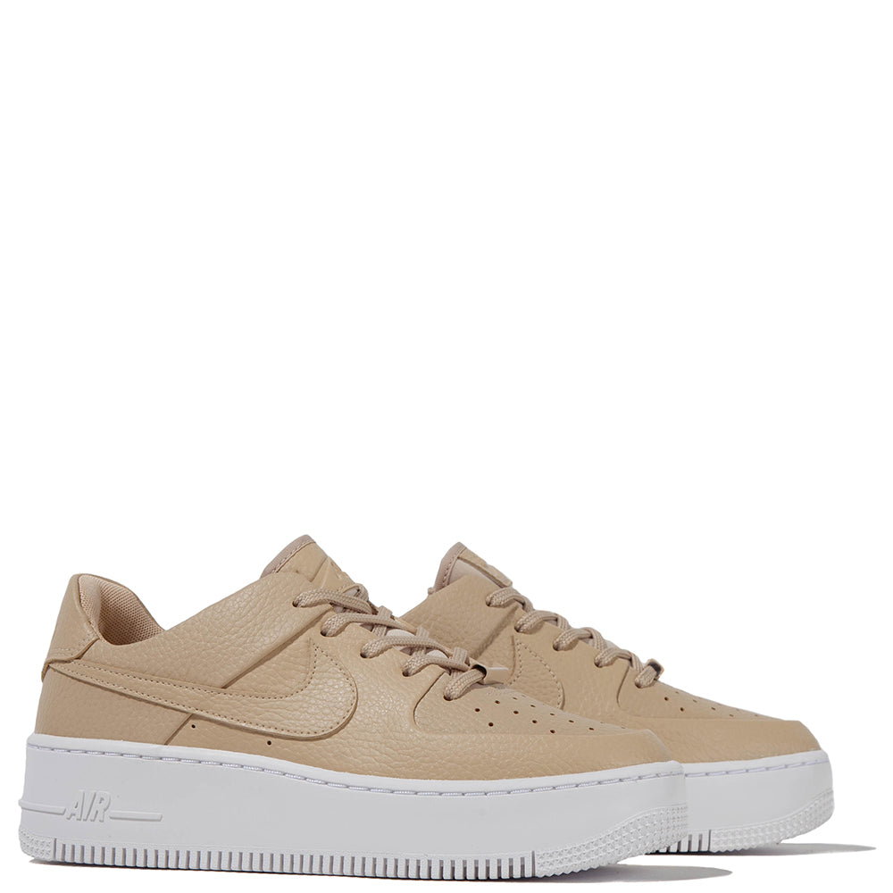 buy popular 12476 cee25 Nike Women's Air Force 1 Sage Low / Desert Ore