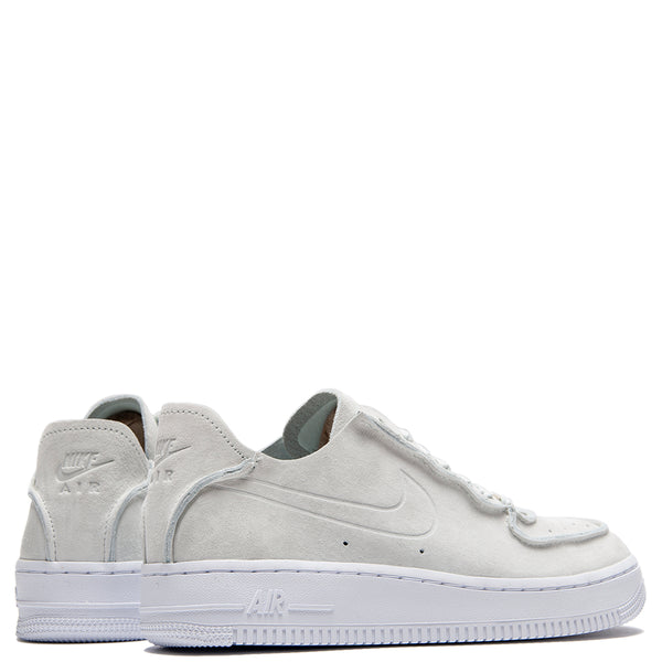 Nike Women's Air Force 1 '07 Deconstructed / Ghost Aqua - Deadstock.ca