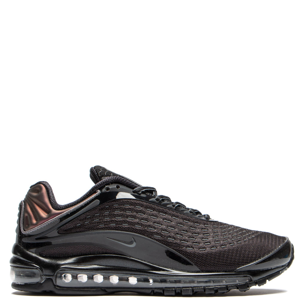 Style code AV2589-001. Nike Air Max Deluxe Black / Dark Grey