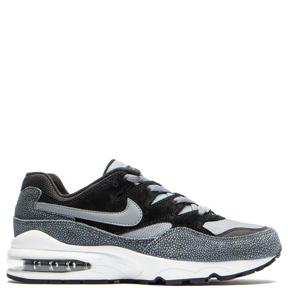 Style code AV8197-001. Nike Air Max 94 SE Black / Cool Grey