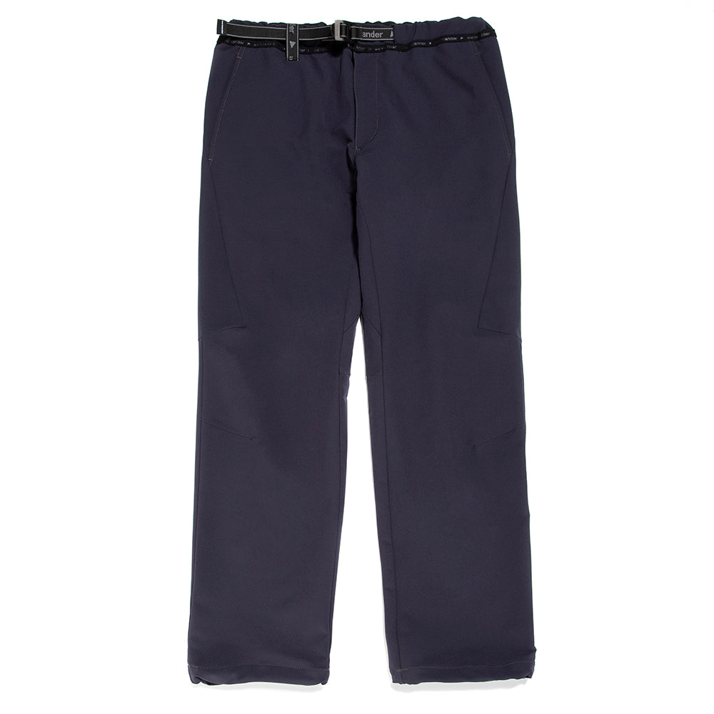 and wander 2way Stretch Pant / Navy
