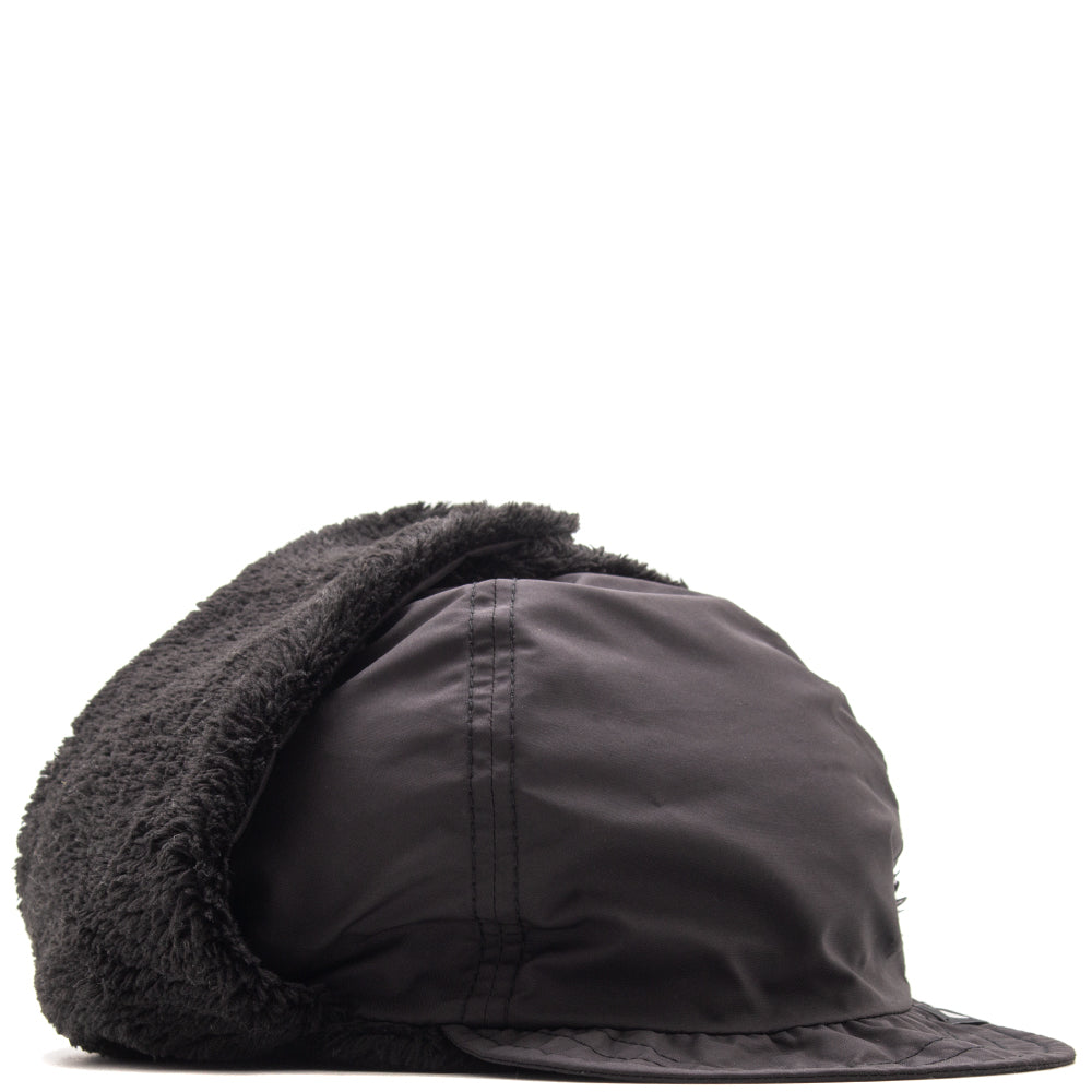 Style code AW83AA633BLK. and wander High Loft Fleece Ear Cap / Black