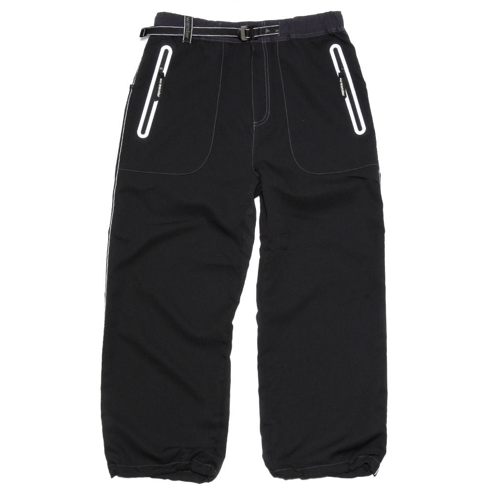AW91FF039 and wander Vent Pants / Black