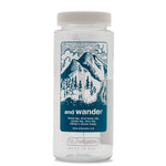 And Wander Nalgene Bottle / Blue