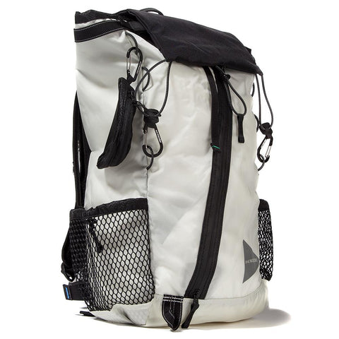 Style code AWAA912. AND WANDER 30L BACKPACK / WHITE