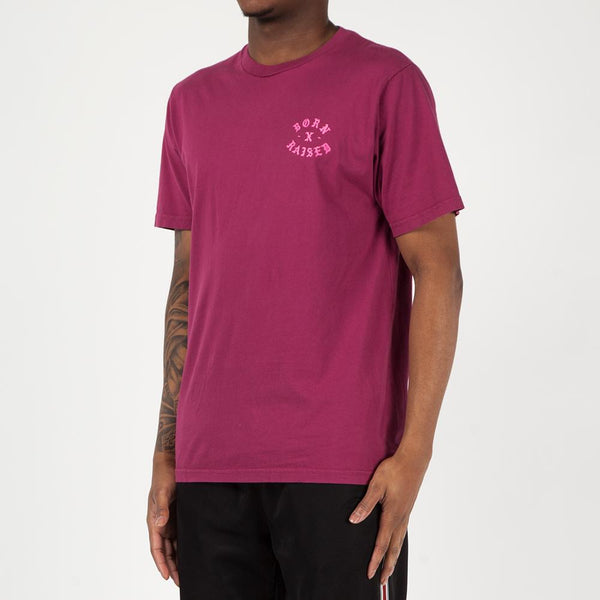 b0001rckrpur born x raised rocker t-shirt purple