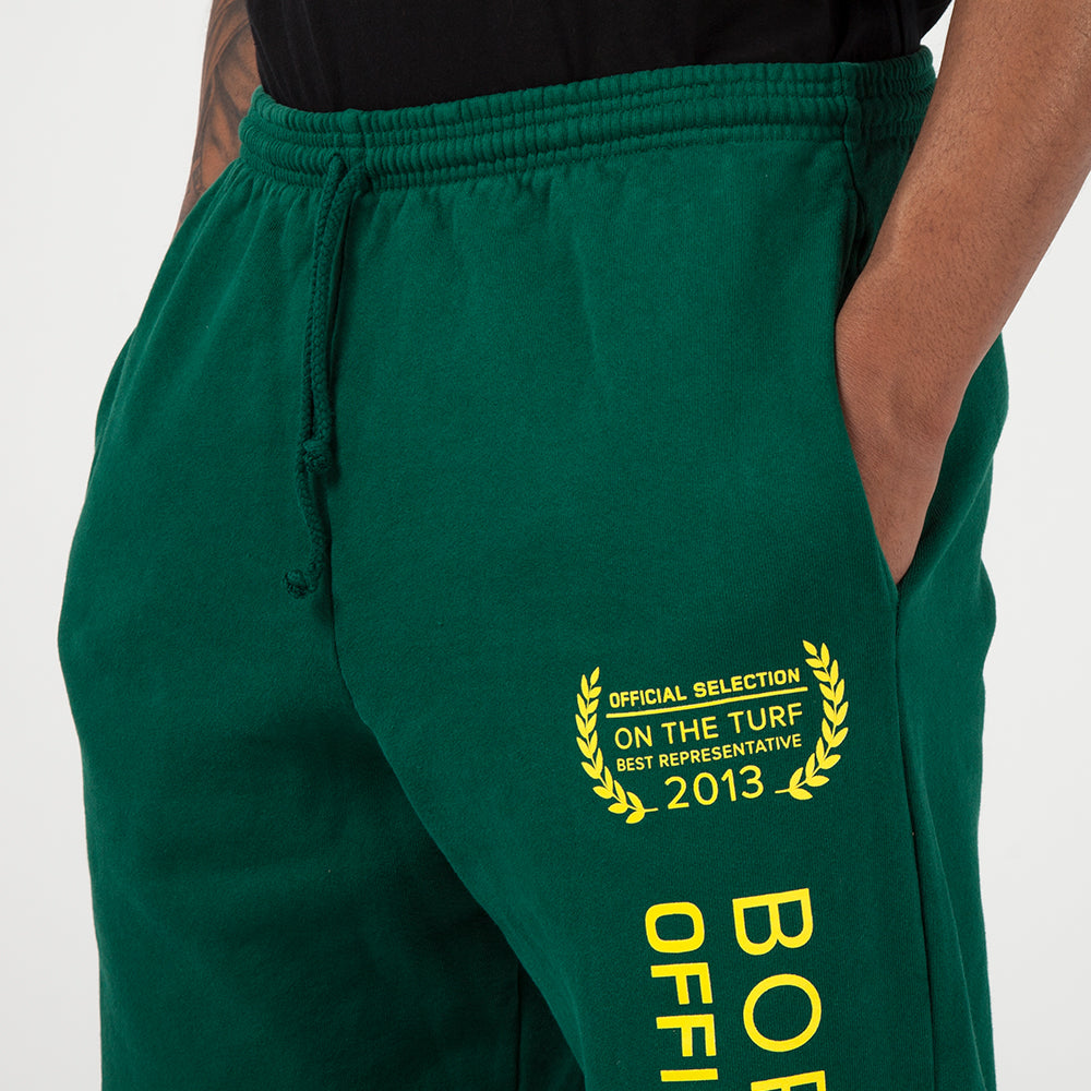 b2004ofscfor born x raised official selection sweatpants forest green