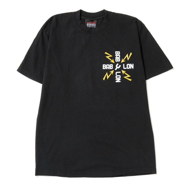 Babylon Power T-shirt / Black
