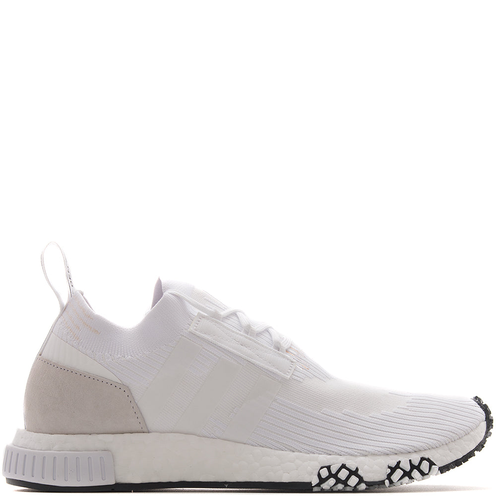 Style code B37639. adidas NMD Racer PK / White