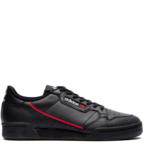 Style code B41672. adidas Continental 80 / Core Black