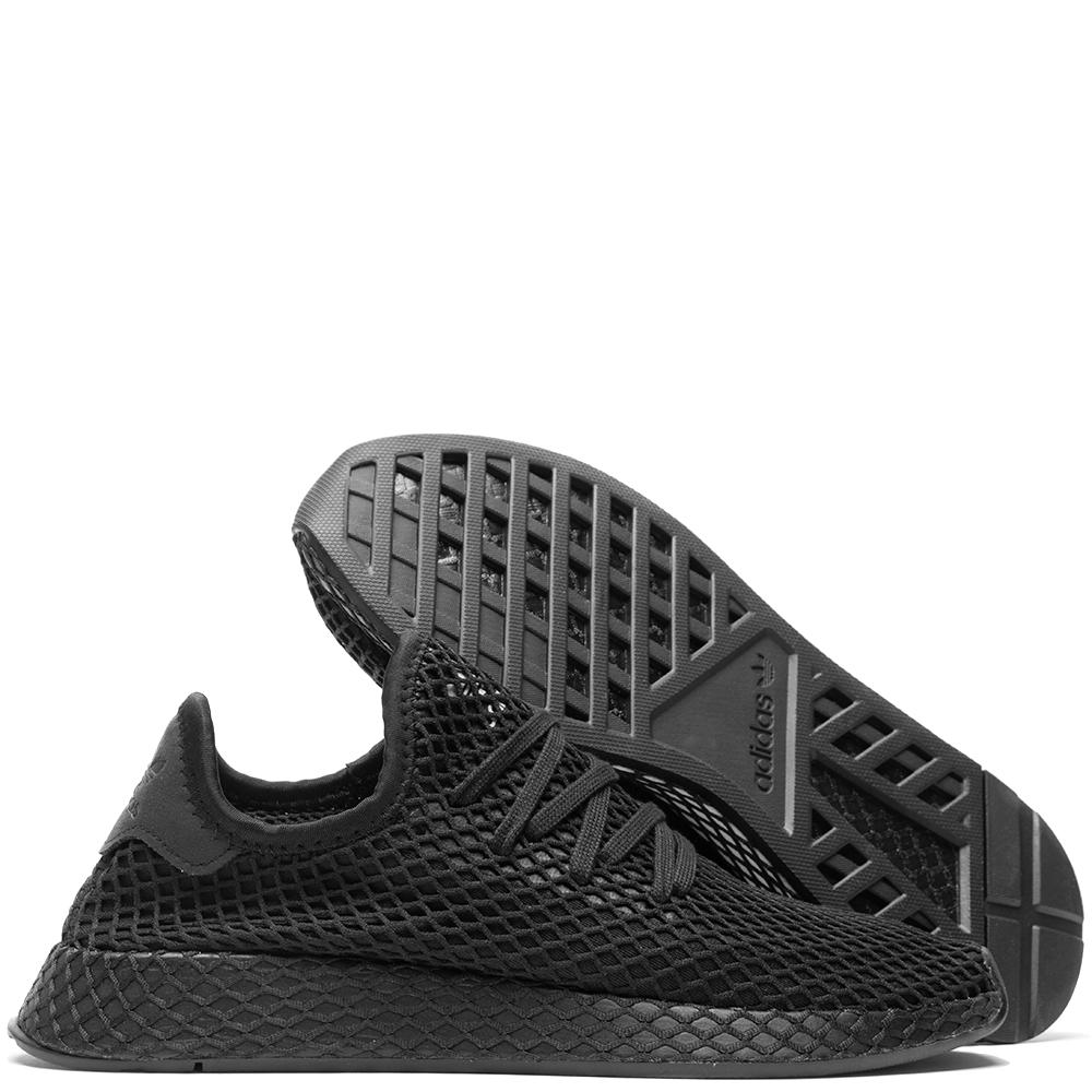 info for 9f997 bc91b Style code B41768. adidas Deerupt Runner  Core Black