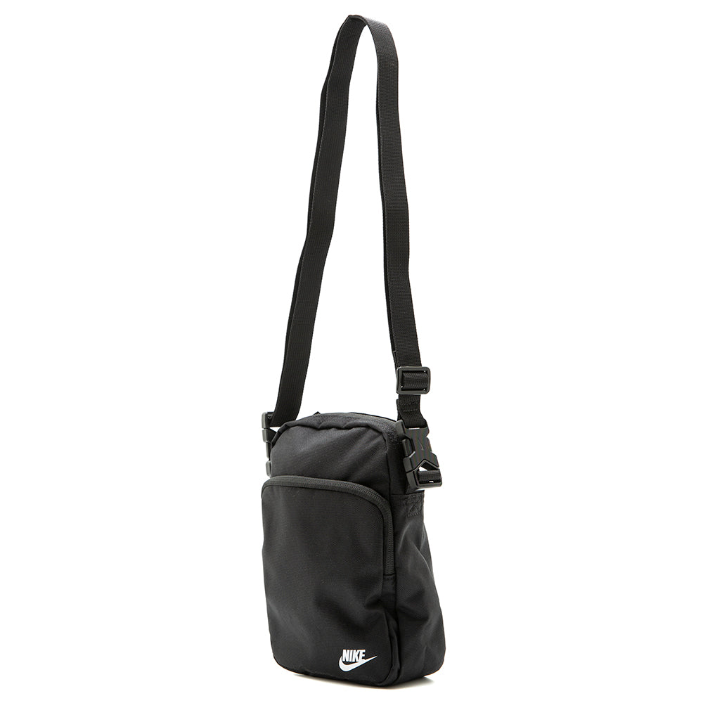 Nike Heritage 2.0 Side Bag / Black