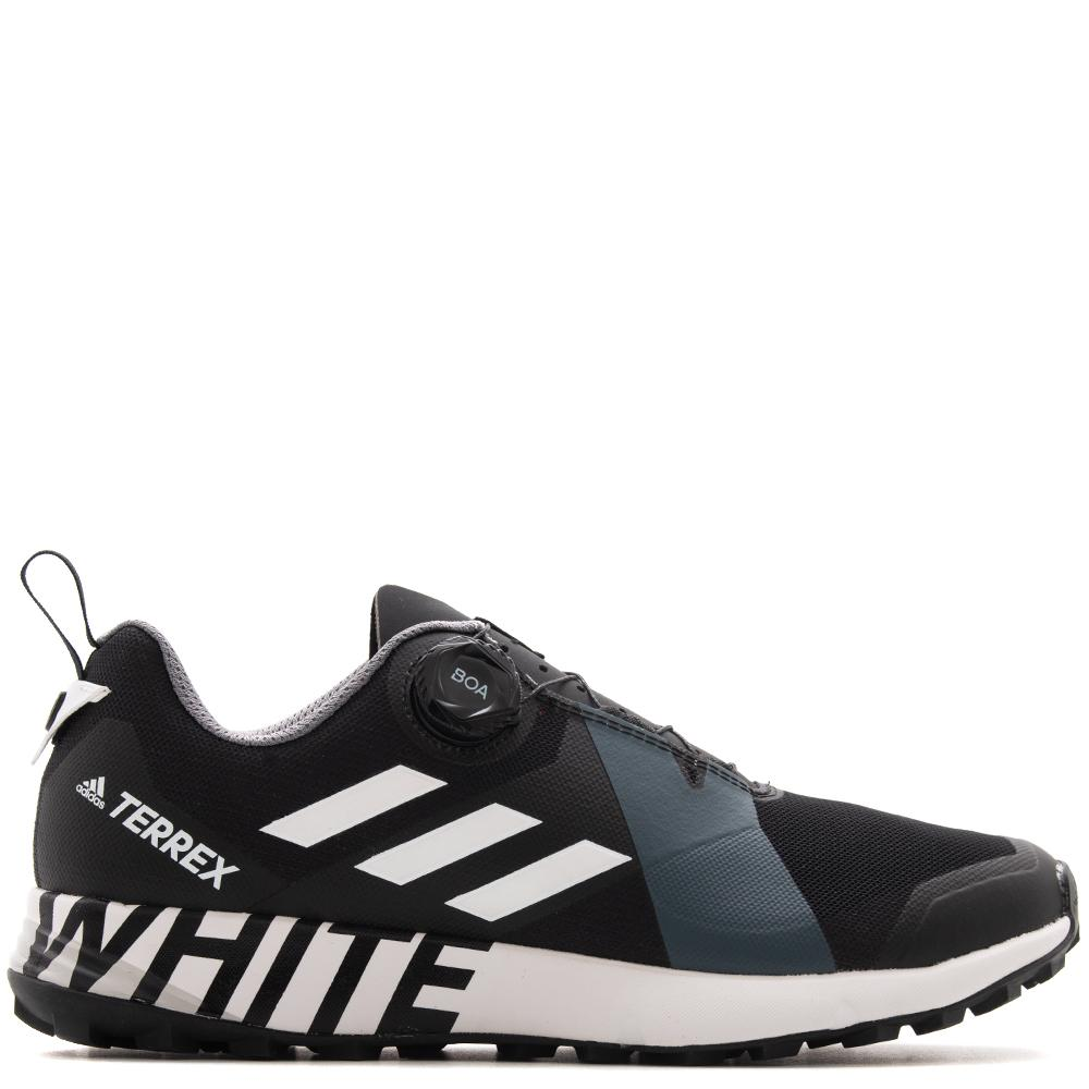 Style code BB7743. adidas Originals by White Mountaineering Terrex Two BOA / Black