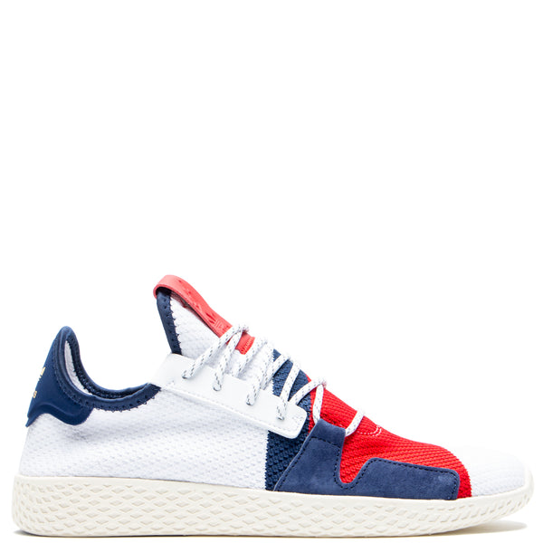 Style code BB9549. adidas Originals by BBC Tennis Hu / White