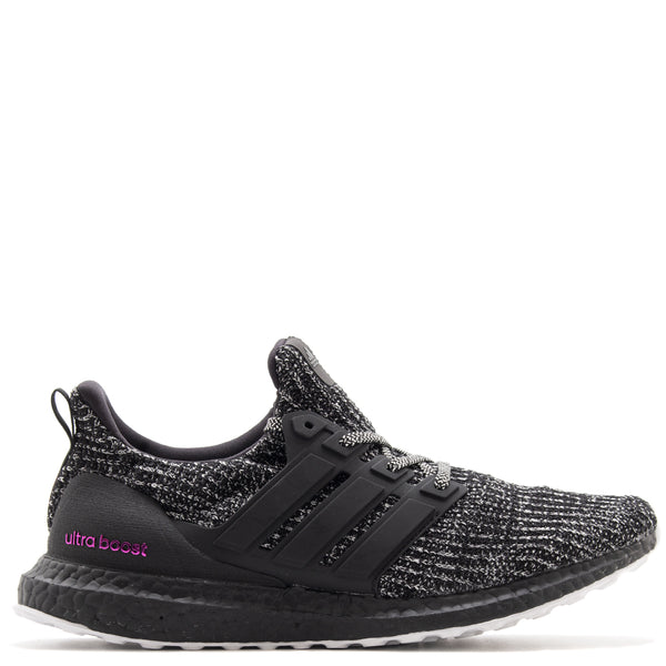 Style code BC0247. adidas Ultraboost Core Black / Shock Pink